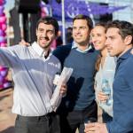 Bayer con la Marató de TV3